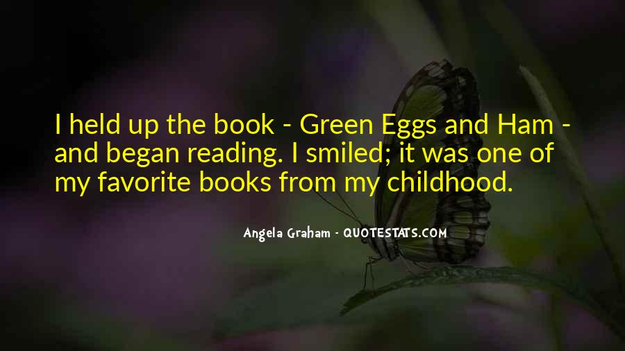 Quotes About Reading From Books #40677