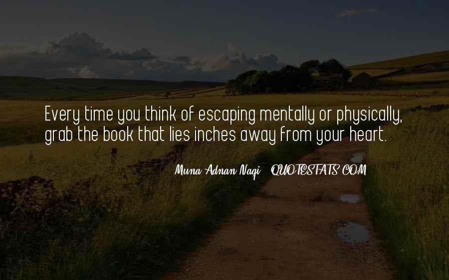 Quotes About Reading From Books #554662