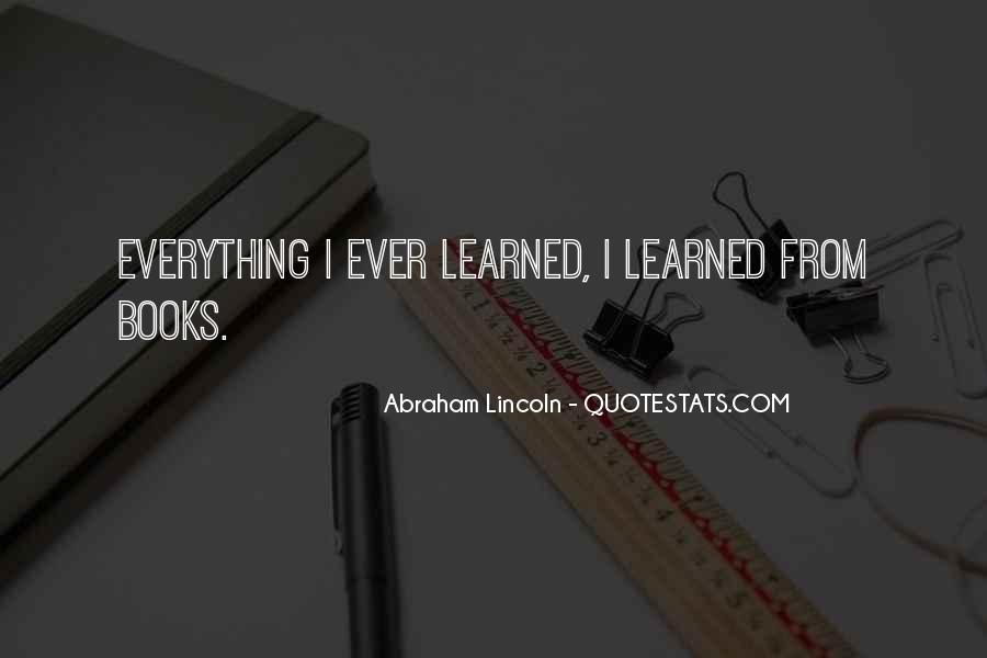 Quotes About Reading From Books #567412