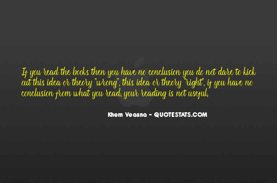 Quotes About Reading From Books #578933