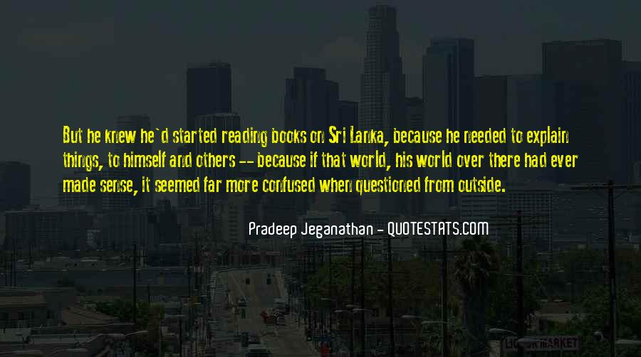 Quotes About Reading From Books #618267
