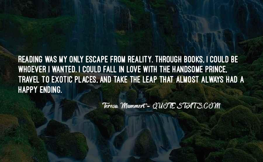 Quotes About Reading From Books #686482