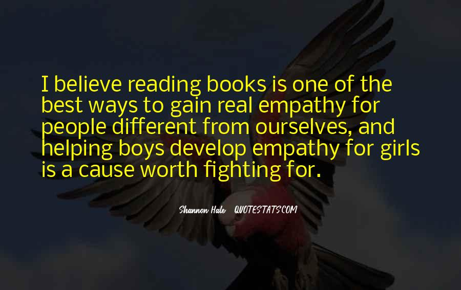 Quotes About Reading From Books #702771