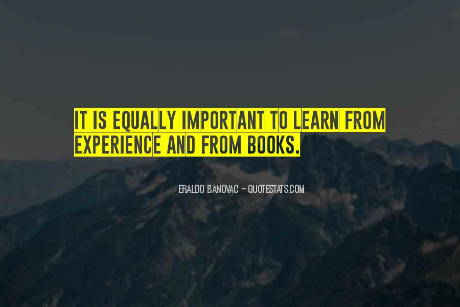 Quotes About Reading From Books #739325