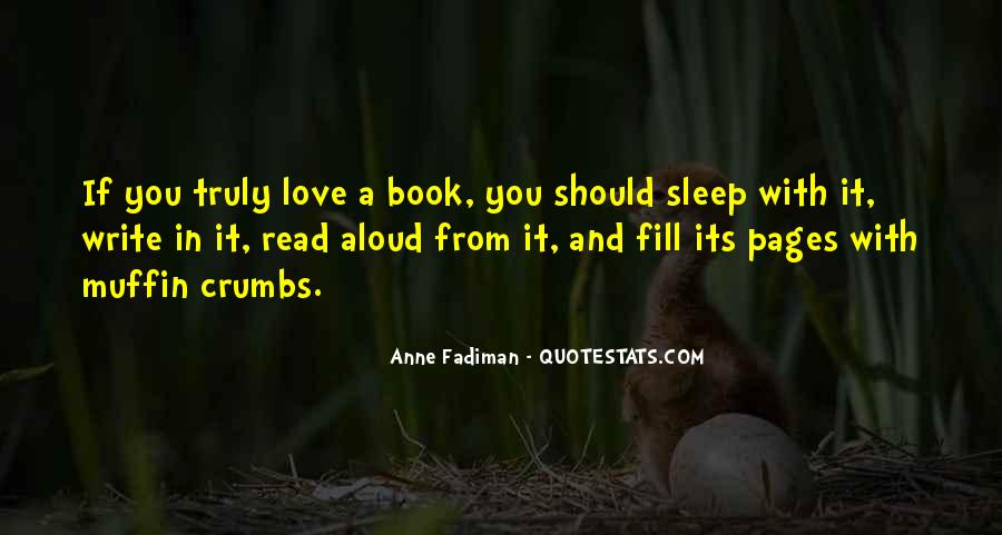 Quotes About Reading From Books #774315