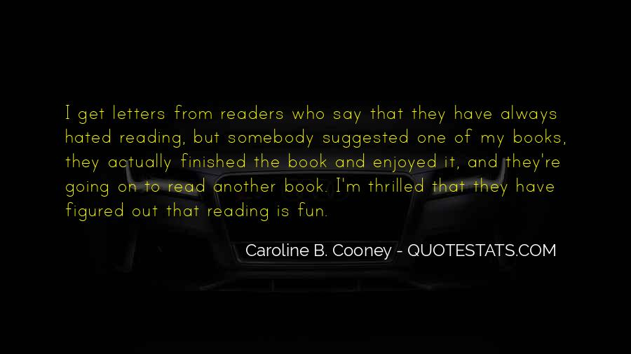 Quotes About Reading From Books #91679