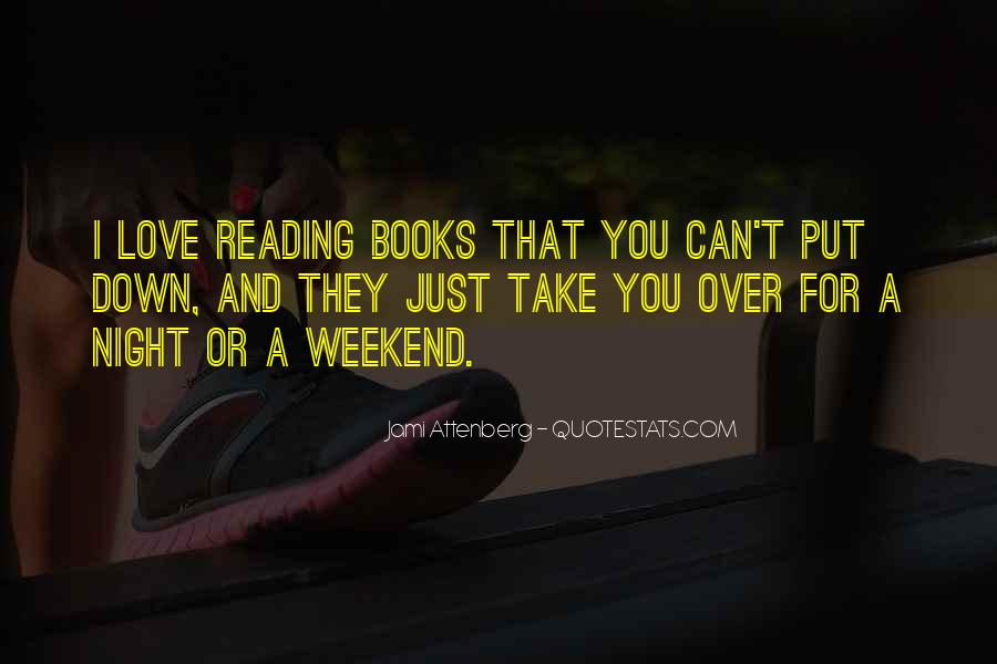 Quotes About Book Night #109163