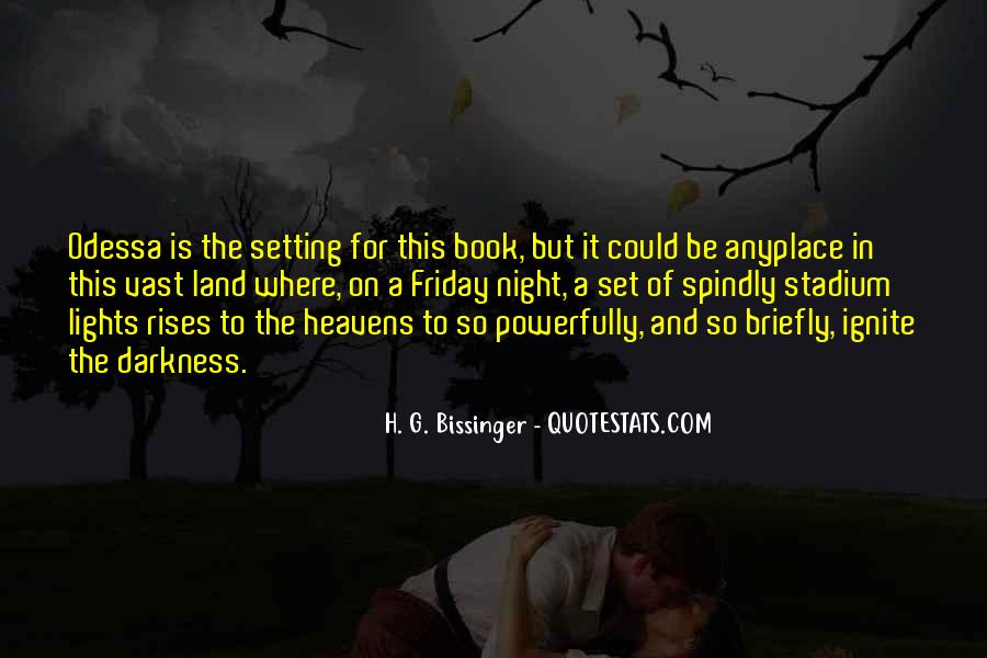 Quotes About Book Night #280979