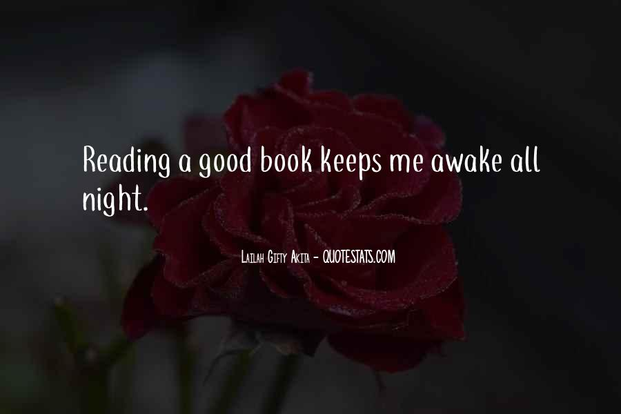 Quotes About Book Night #296842