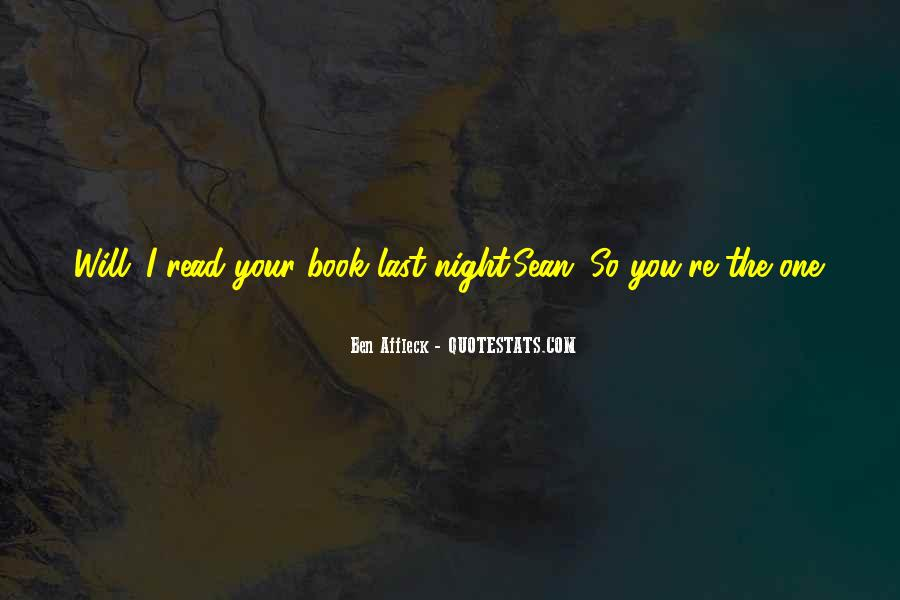 Quotes About Book Night #318363