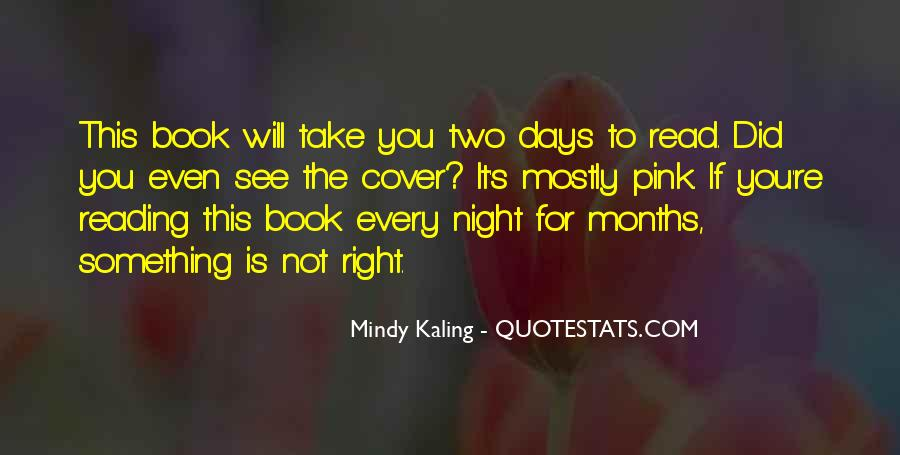 Quotes About Book Night #320265
