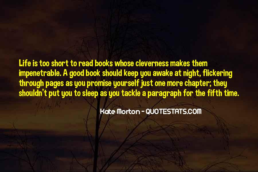 Quotes About Book Night #514857