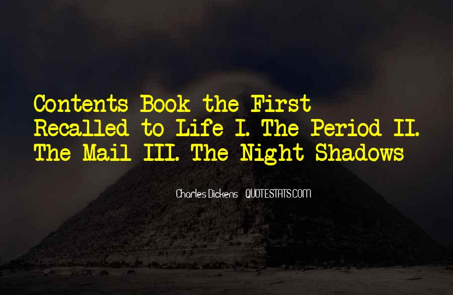 Quotes About Book Night #551695