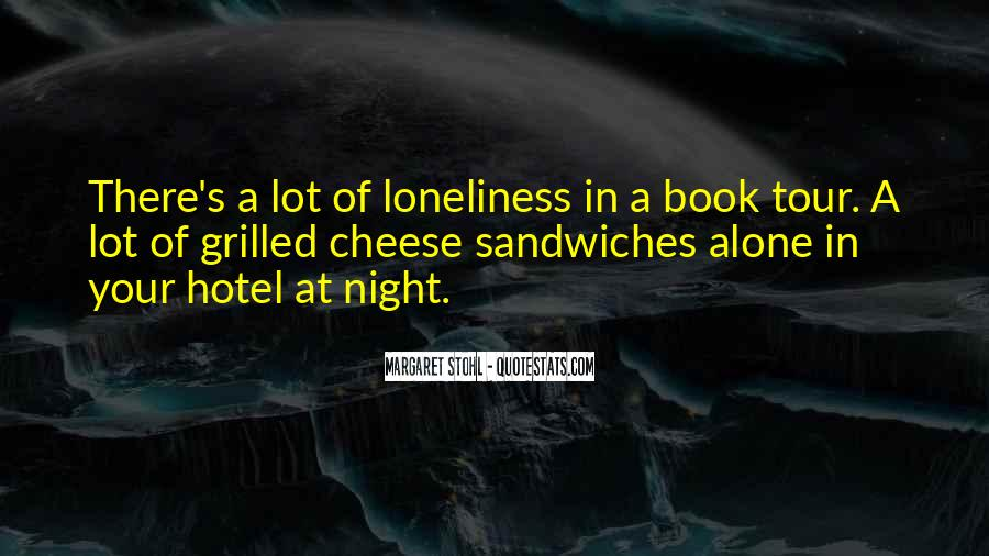 Quotes About Book Night #68289