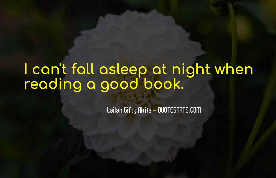 Quotes About Book Night #726225