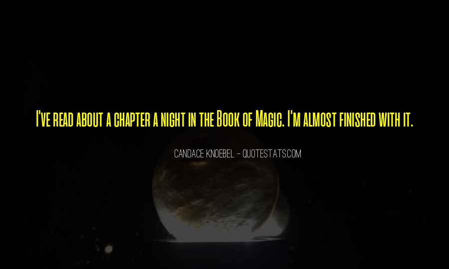 Quotes About Book Night #796153