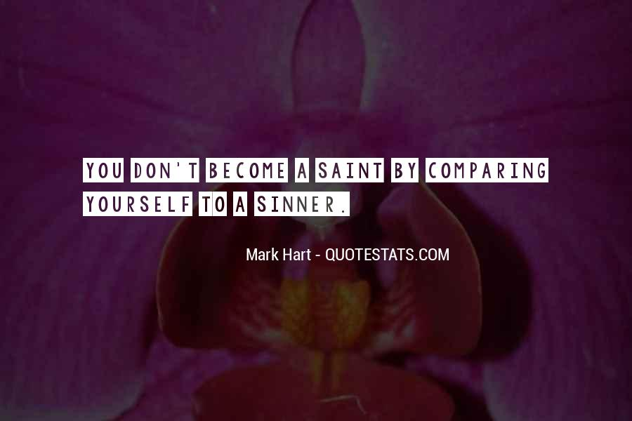 Quotes About Comparing To Ex #22625