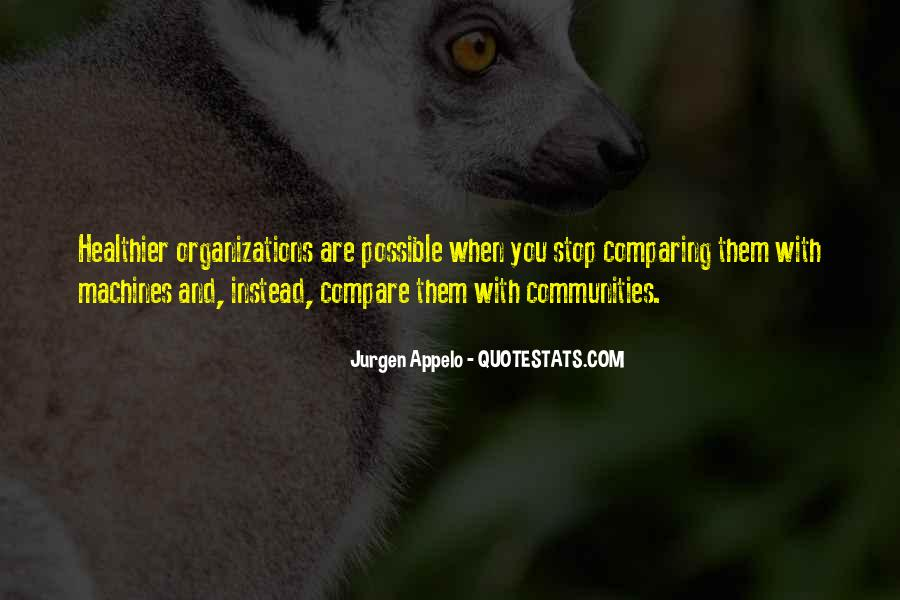 Quotes About Comparing To Ex #95270