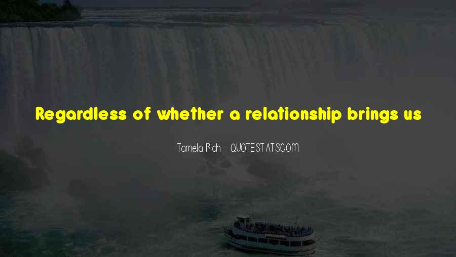 Quotes About Stronger Relationship #1138748
