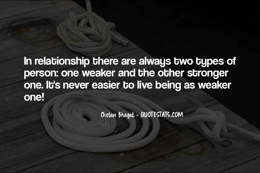 Quotes About Stronger Relationship #1446669