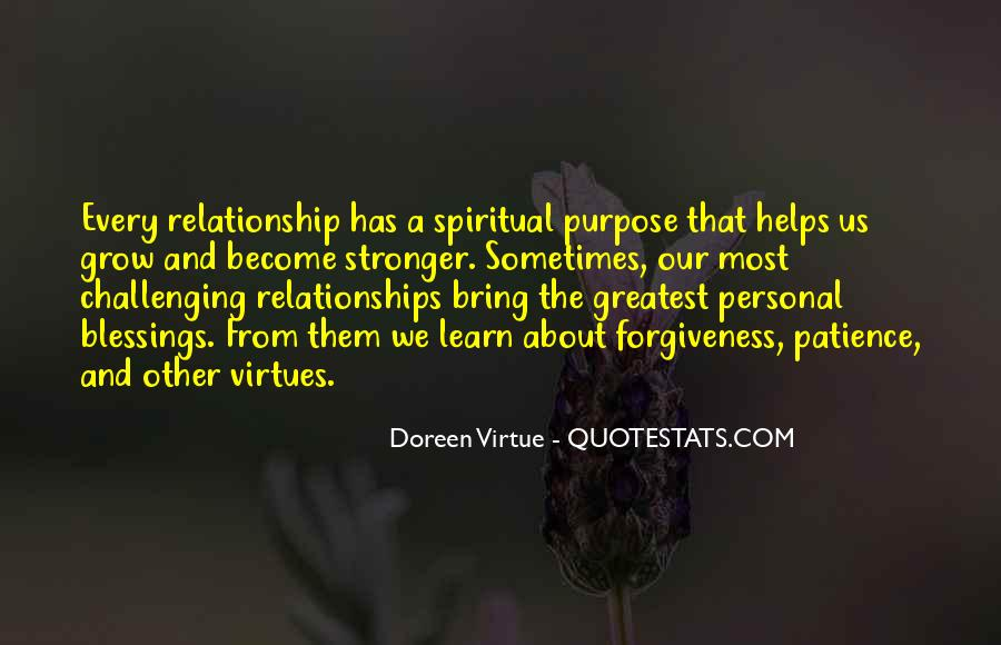 Quotes About Stronger Relationship #1826942