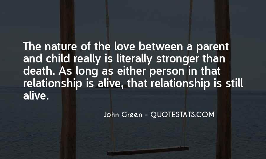 Quotes About Stronger Relationship #195123