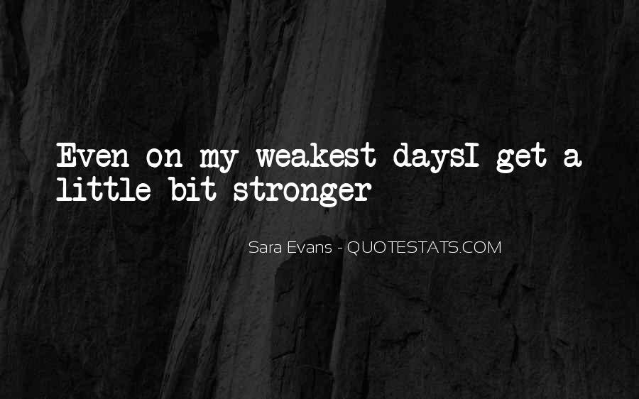 Quotes About Stronger Relationship #772985