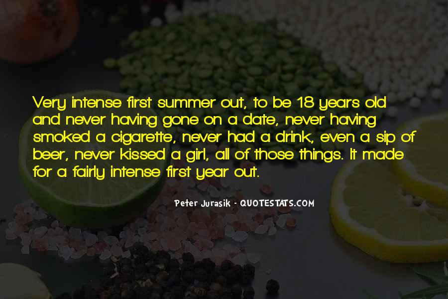 Quotes About Summer Being Here #32203