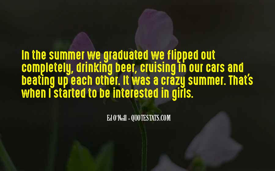 Quotes About Summer Being Here #47345