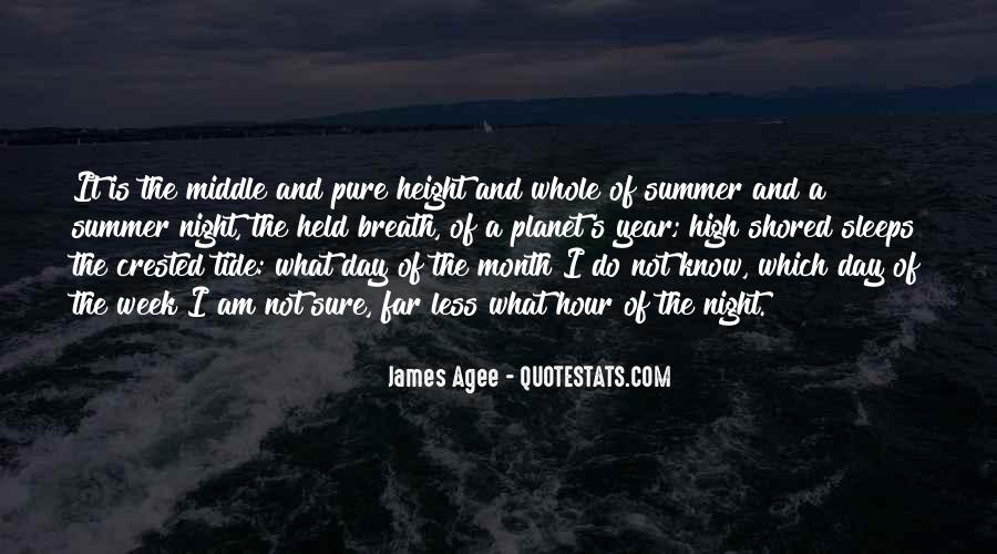 Quotes About Summer Being Here #49472