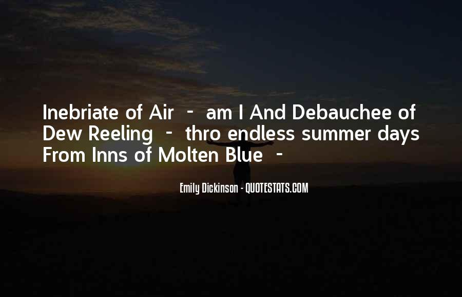 Quotes About Summer Being Here #8810