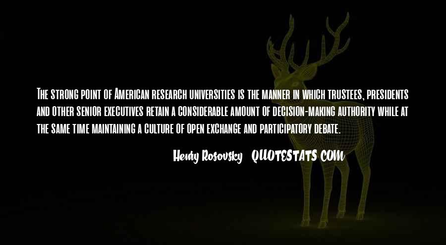 Quotes About American Universities #1068345