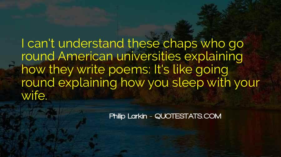 Quotes About American Universities #1493412