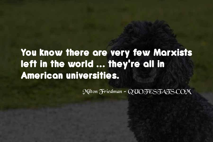 Quotes About American Universities #279507