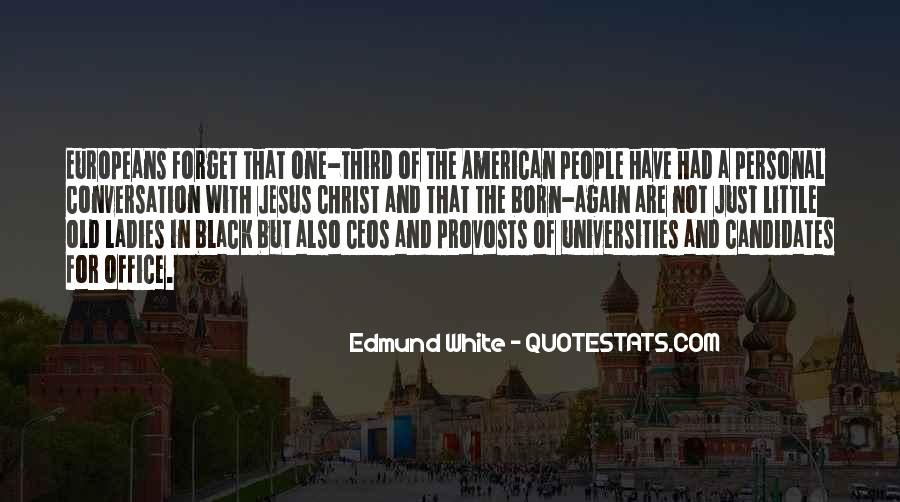 Quotes About American Universities #40799