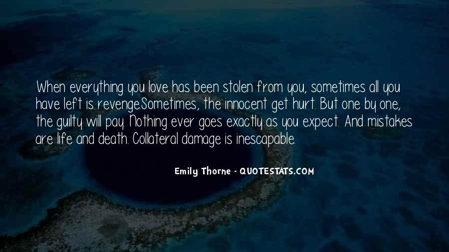 Quotes About Stolen Love #1222631