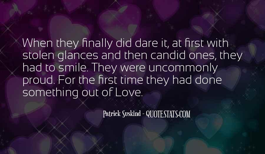 Quotes About Stolen Love #1226463