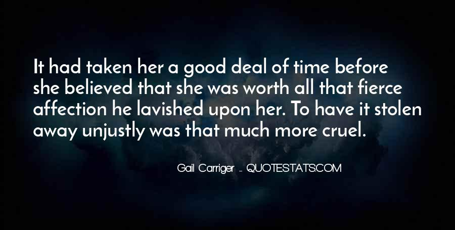 Quotes About Stolen Love #1438303