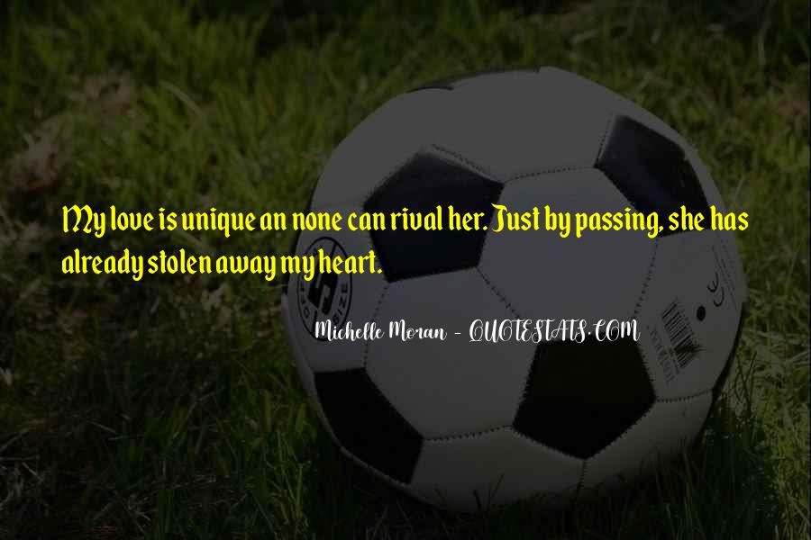 Quotes About Stolen Love #144274