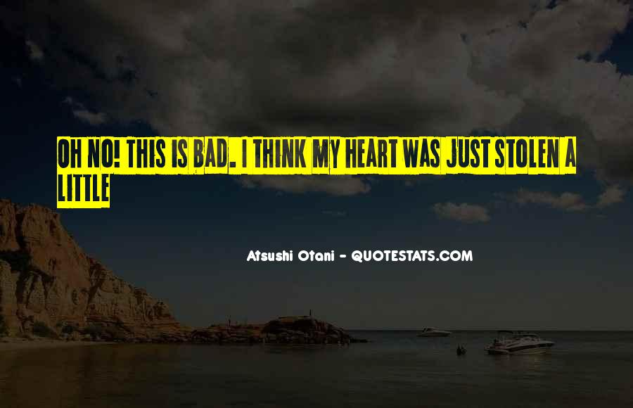 Quotes About Stolen Love #1509148