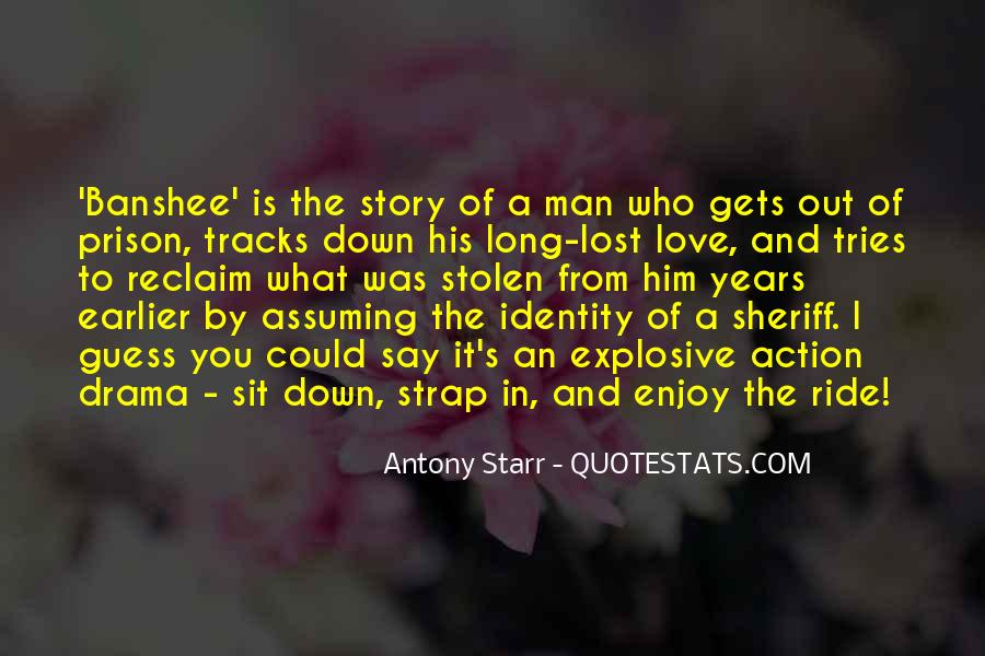 Quotes About Stolen Love #1523940