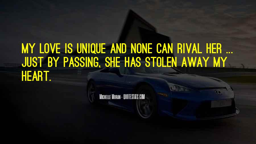 Quotes About Stolen Love #1576414