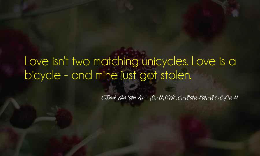 Quotes About Stolen Love #1637738