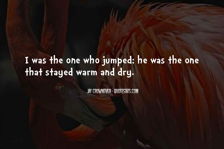 Quotes About Being High Strung #960346