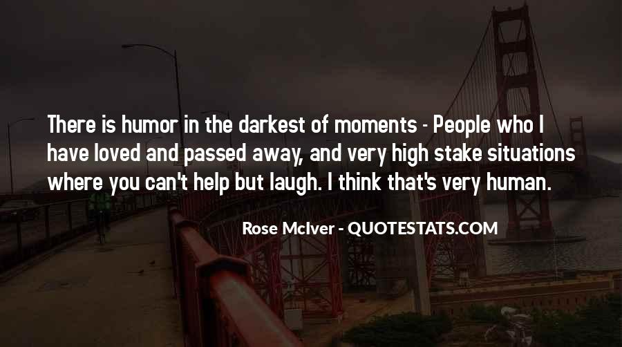 Quotes About Loved Ones That Passed Away #1004721