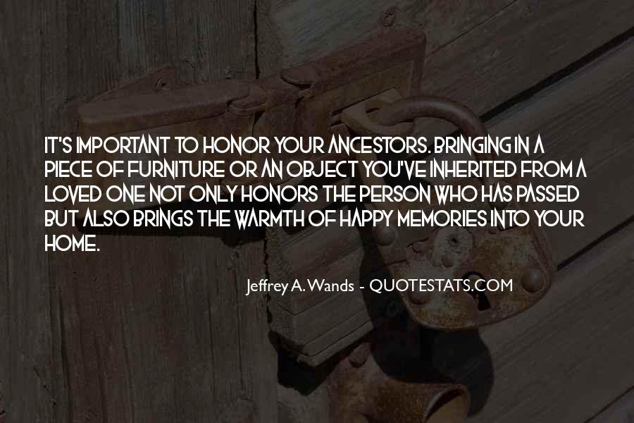 Quotes About Loved Ones That Passed Away #1480225