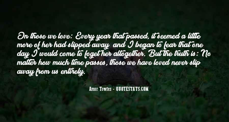 Quotes About Loved Ones That Passed Away #542129