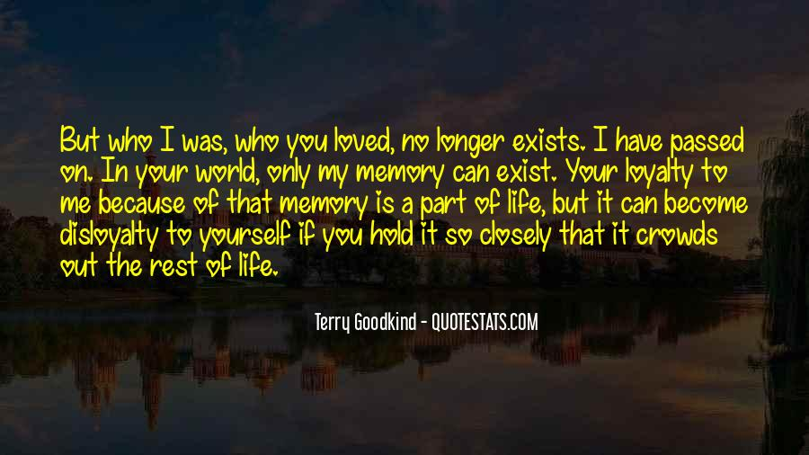Quotes About Loved Ones That Passed Away #60400