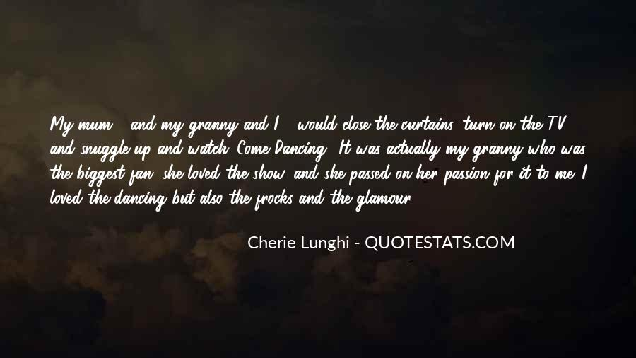 Quotes About Loved Ones That Passed Away #629105