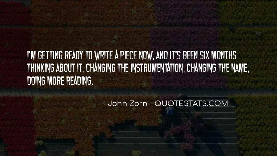 Quotes About Reading And Thinking #1068140